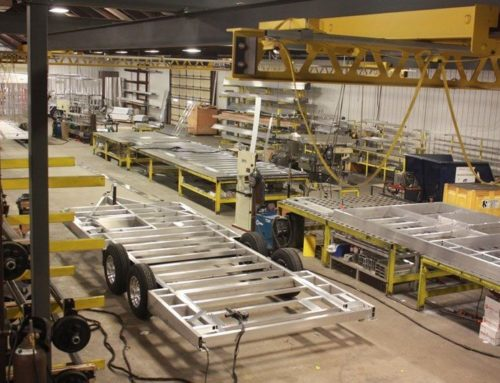 InTech Adds Mezzanine To New Production Facility